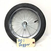 "JOGGER Bicycle Front Quick Release Wheel 12"" 1/2 W/ TIRE BABY TREND Instep #001"