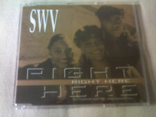 SWV - RIGHT HERE - 8 MIX R&B CD SINGLE