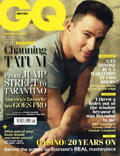 Monthly August Magazines in English GQ