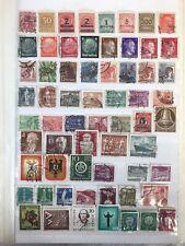 German Stamps In Album (1902-1986)