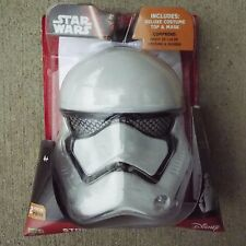 Star Wars Youth 2 Piece Stormtrooper Costume Size 4-6 New in Box starwars.com