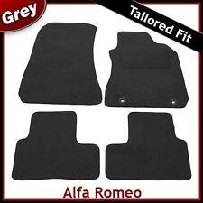 Alfa Romeo Brera 2005 2006 2007 2008...2010 Tailored Fitted Carpet Car Mats GREY