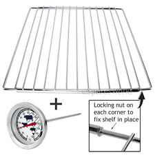 Adjustable Extendable Locking Grill Shelf for BOSCH Oven Cooker + Food Probe