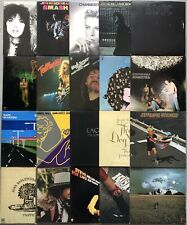 Lot Of 20 Classic Rock Vinyl LP Record Albums BOWIE HENDRIX DYLAN LENNON AC DC