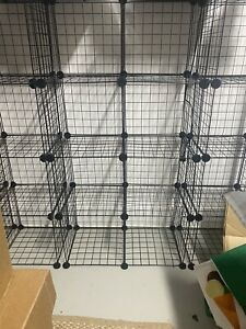 storage cube shelves