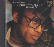 THE VERY BEST OF BOBBY WOMACK 1968-1975 - CD - (NEW & SEALED)