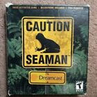 Seaman (sega Dreamcast, 2000) Complete Tested With Mic