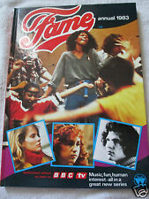 FAME ANNUAL 1983 - NEW - MINT CONDITION - BBC TV TIE-IN