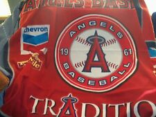 L.A. Angels Fleece Blanket TRADITION ,  New In Bag!