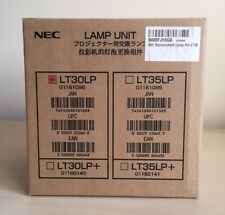 NEC LT30LP Genuine NEC Projector Lamp for LT25, LT30, LT30LP Series