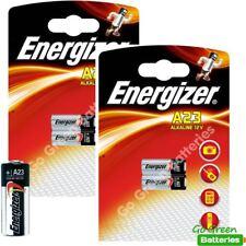 4 x Energizer A23 12V Alkaline Batteries MN21 23A LRV08 E23A K23A 8LR23 V23GA