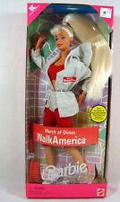 Barbie 1997 March of Dimes Walk America Doll Nrfb