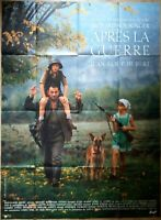 Plakat Kino Apres La Krieg Richard Bohringer - 120 X 160 CM