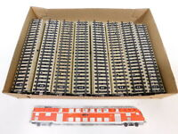 BZ817-2# 38x Märklin H0/AC 5106 Gleisstück/Schiene M-Gleis gerade