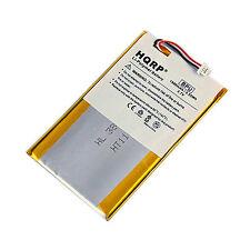 HQRP 1500mAh Battery for Creative Zen Vision:M MP3 (CS-DA006SL Replacement)