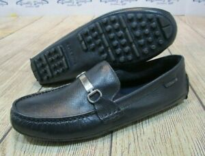Cole Haan Provincetown Bit Driver II Mens Size 9.5 Navy Leather Loafer C26630