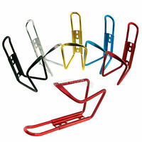 Mountain Bike Cycle Bicycle Sports Water Drinking Bottle Cage Holder LOT