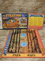 Vintage Stratego Board Game '82 MB Games Strategy Game Excellent Condition