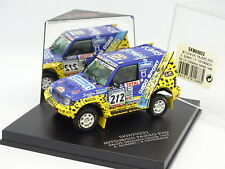 Speed Skid 1/43 - Mitsubishi Pajero Evo Rally Granada Dakar 1999 No.212