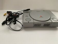 Sony PlayStation 1 Gray Video Game Console NTSC - (SCPH-7501) TESTED WORKS
