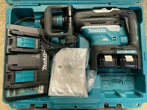 Makita X2 XRH07PTU 36-Volt LXT 1-9/16-Inch Lithium-Ion AVT Rotary Hammer Kit