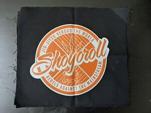 Shoyoroll OG Square Patches ***Brand New***