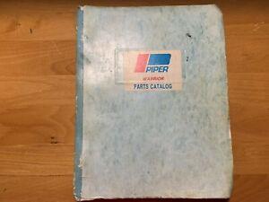 Piper Warrior PA28 151 161 parts catalog