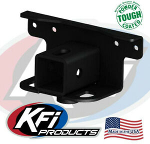 """KFI Products Rear 2"""" Tow Hitch Receiver For Yamaha Grizzly Kodiak 700 101280"""