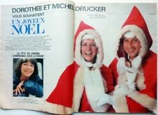 DOROTHEE => coupure de presse 3 pages 1983 //  FRENCH CLIPPING