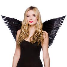 Large Feather Wings Fairytale Halloween Hen Do Night Womens Fancy Dress Costume