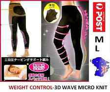 Massage Slimming Pants/Leggings-Slim Lift Body Shaper-M