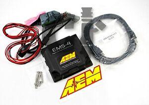 AEM EMS-4 Programmable Engine Management System w/ Plug & Pin Kit ECU universal