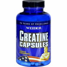Weider Global Nutrition Creatine Monohydrate - 150 capsules BUILD MUSCLE