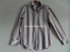 Full Circle Striped Shirt - Size Medium - Excellent Condition