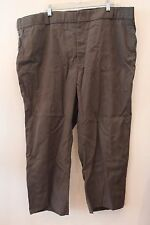FLYING CROSS by FECHHEIMER Green Safety Pants Sz 46 Reg L#160b