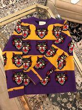 Gucci Angry Cat Pullover (grösse L). Nur zweimal getragen.