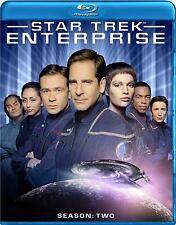 Star Trek: Enterprise - The Complete Second Season (Blu-ray 6 disc) NEW