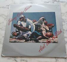 "JOHNNY GUITAR WATSON ""AIN'T THAT A BITCH"" Vinyl LP"