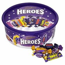 Cadbury Heroes An Assortment of Dairy Milk, Twirl, Caramel, Eclairs Chocolate