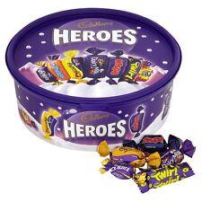 Cadbury Heroes An Assortment of Dairy Milk, Twirl, Caramel, Eclairs Chocolate