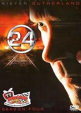 24 - Season 4 (7 DVDs) von Jon Cassar, Brad Turner | DVD | Zustand gut