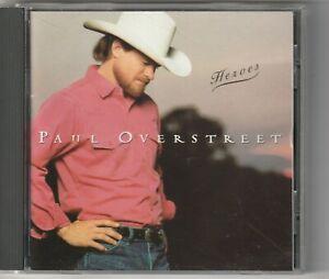 Paul Overstreet - Heroes  (BMG 1990)