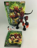 Lego Bionicle Pyrox Hero Factory 44001 Building Toy Complete