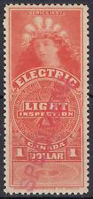 Canada 1897 $1 Light Inspection SPECIMEN, Van dam FE13var, VF MNH - VERY RARE!!