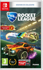 Rocket League Collector's Edition Nintendo SWITCH IT IMPORT WARNER BROS