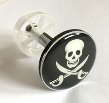 Skull Stöpsel Badewanne Totenkopf Abfluss Stopfen Jolly Pirat NEU cool Geschenk