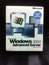 Windows 2000 advancend server con Internet connector licenza, unlimited users, de
