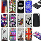 Fashion Pattern Cell Phone Accessories Shell Hard Case Cover For HTC Desire 820