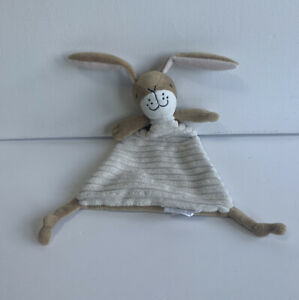 Guess How Much I Love You Bunny Nutbrown Hare SOFT TOY Baby COMFORTER Soother