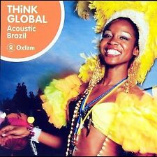 NEW Think Global: Acoustic Brazil (Audio CD)